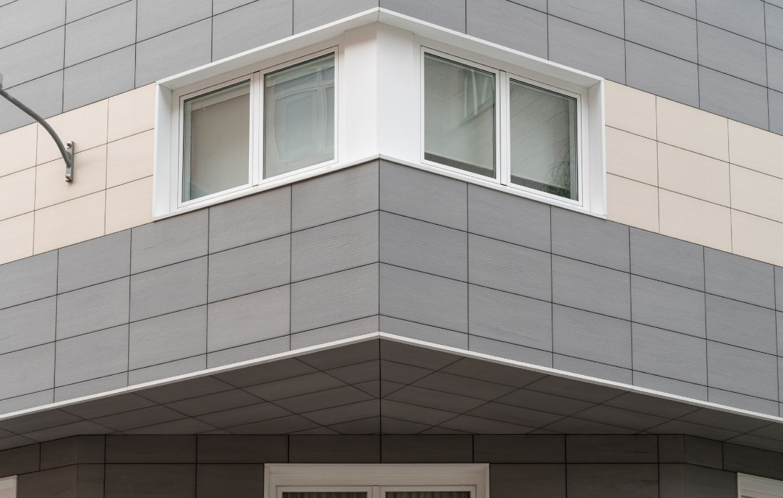 Edificio de viviendas en calle Alcalde Lens (A Coruña)