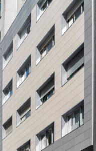 Edificio de viviendas en calle Alfredo Tella (A Coruña)