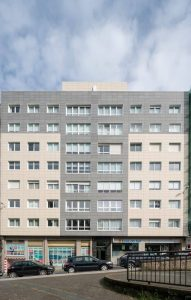 Edificio de viviendas en Avenida de Finisterre (A Coruña)