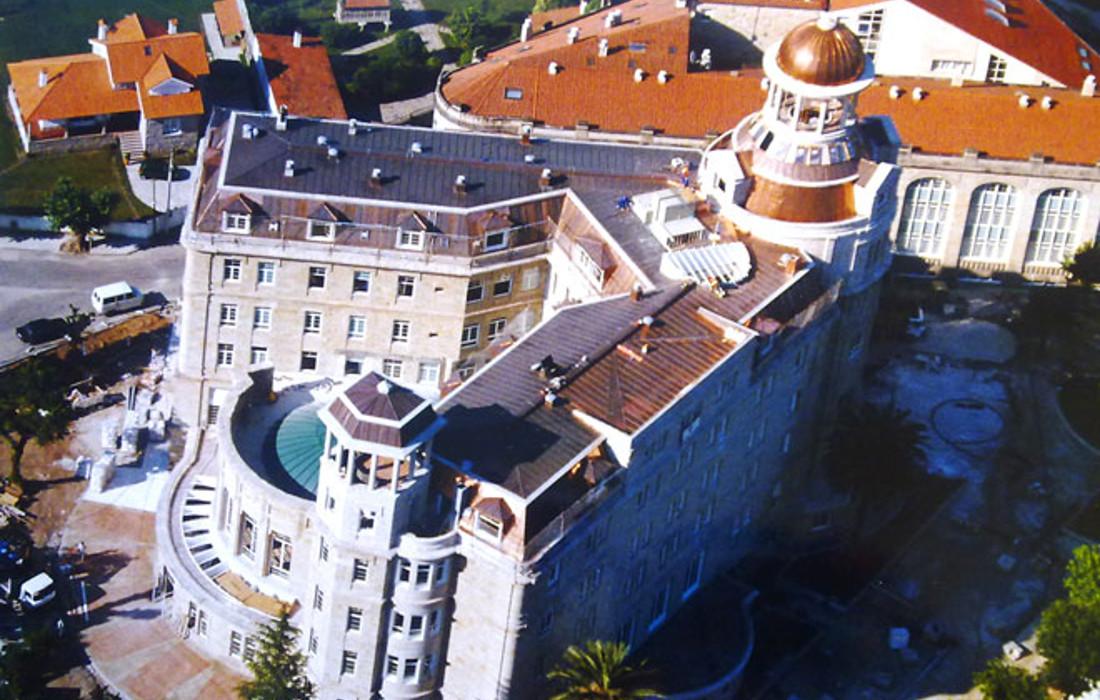 Hotel Balneario de Mondariz (Pontevedra)