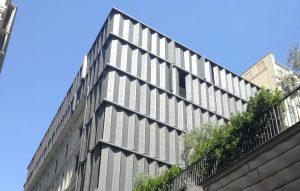 Edificio de viviendas en Paseo de Gracia (Barcelona)