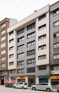 Edificio de vivendas en Avenida de Gran Canaria (A Coruña)