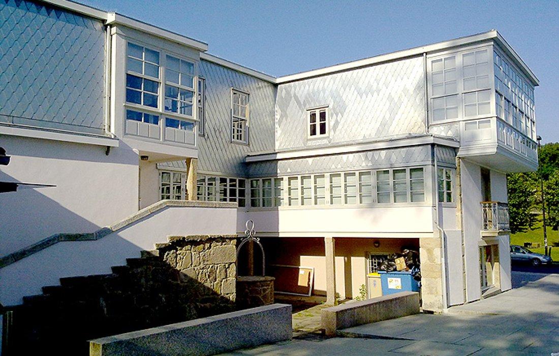 Edificio Casa do Lagar en A Coruña