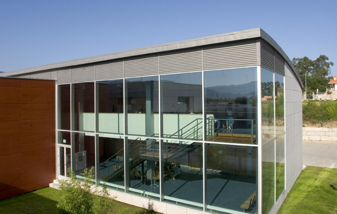 Centro de Salud en Nigrán (Pontevedra)