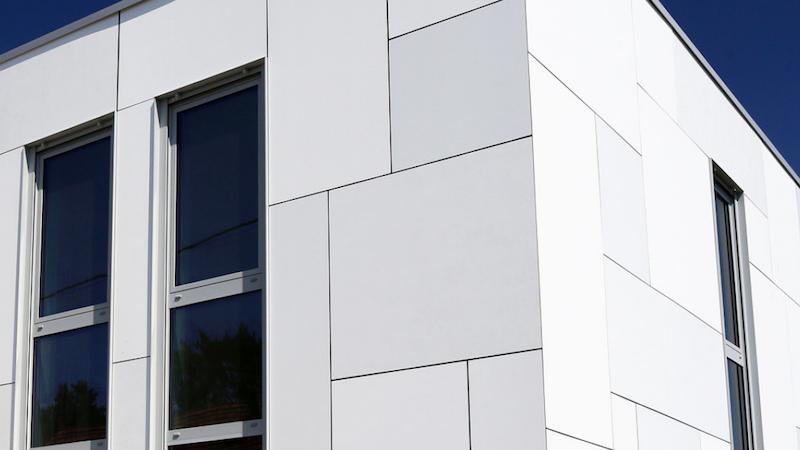 Fachadas ventiladas de panel fenólico
