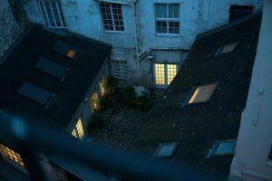 Reparaciones de patios interiores