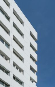 Edificio de viviendas en Calle Riazor (A Coruña)