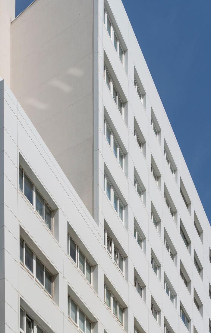 Edificio de viviendas en Avenida de Riazor (A Coruña)