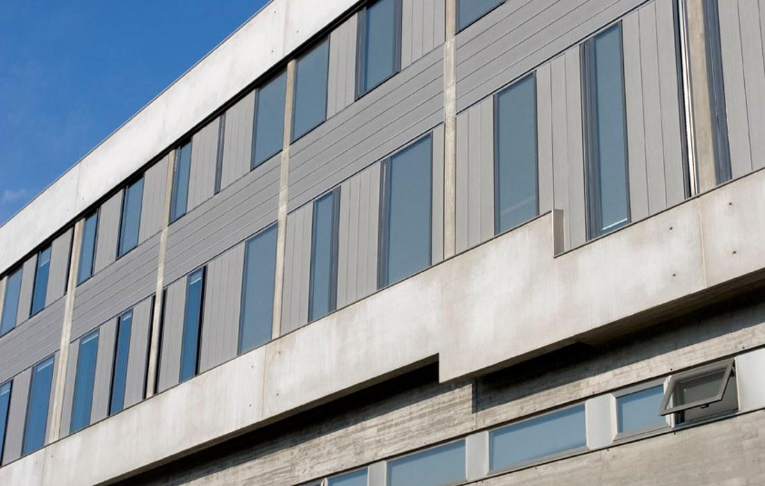 Campus de Elviña de la UDC en A Coruña
